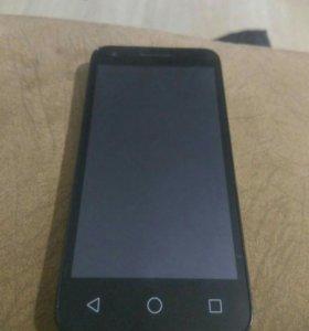Телефон alcaltel pixi 3