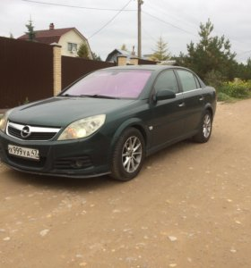 Opel Vectra 1.8 АМТ, седан, 2006 год