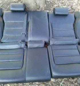 Задние сидения для шкоды октавия а-5.