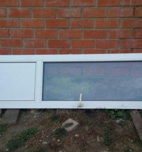 Дверь балконная металопластик