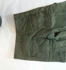 Мужские брюки-карго