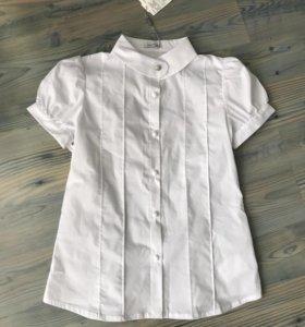 Блузка новая школьная