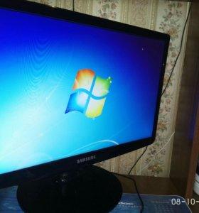 Монитор 21.5 Samsung