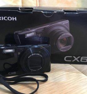 RICOH CX6 фотоаппарат