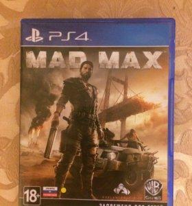 MAD MAX на PS4