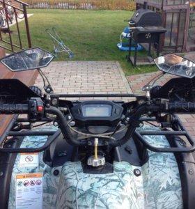 Квадроцикл Avantis hunter 200 LUX. 2017 года