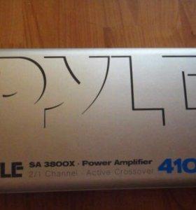 Усилитель pyle sa3800x