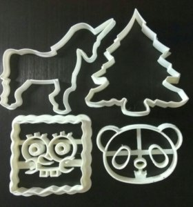 Формочки для печенья