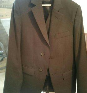 Костюм тройка / школьная форма/пиджак