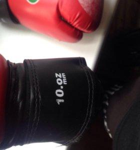 Боксёрский перчатки