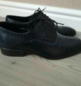 Новые ботинки туфли Anatolia р.40