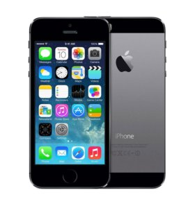 APPLE IPHONE 5S SPACE GRAY 16Гб