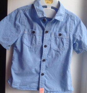 Рубашка next 80-92