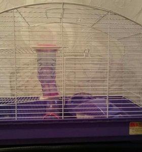 Клетка для хомяка или крысы