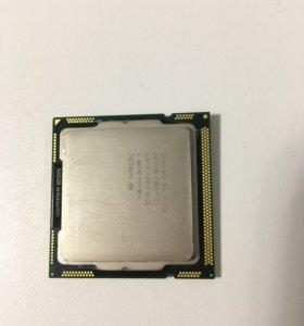 Процессор I3-540 4 ядра для 1156