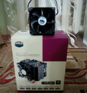 Кулер Hyper N520