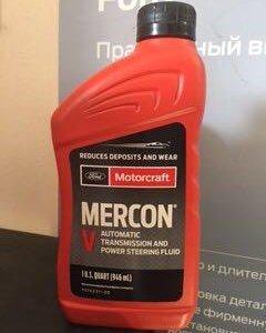 Масло трансмиссионное Motorcraft Mercon V