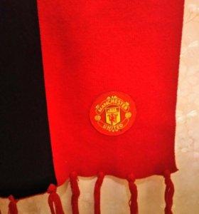 Шарф Manchester United Football Club