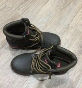Новые ботиночки фирма lee cooper