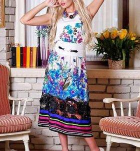 Платье. Украина. Размер 46-48