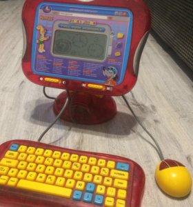 Развивающий компьютер для детей