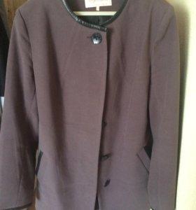 Демисезонное пальто(пиджак)