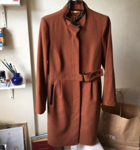 Шерстяное пальто ZARINA