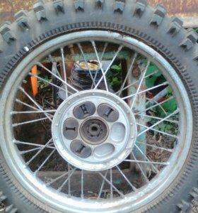 Колесо для мотоцикла новое