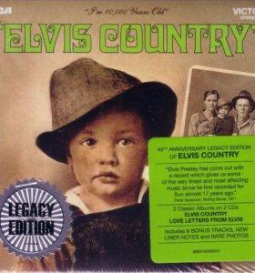 Elvis Presley Elvis Country/Love LettersFrom Elvis