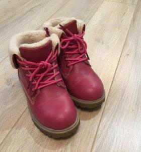 Ботинки детские ( обувь осенняя )