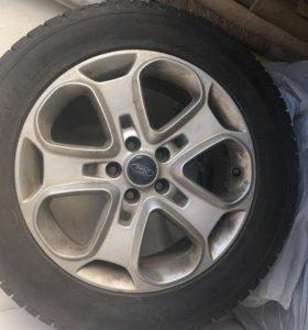 Зимние колеса YOKOHAMA iceGuard 235/55/R17