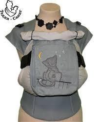 Эрго-рюкзак «Тэдди-слинг»