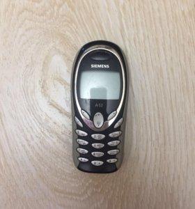 Сотовый телефон Siemens A52