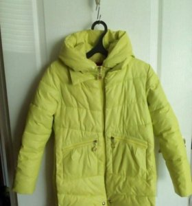 Зимняя куртка 146 рост