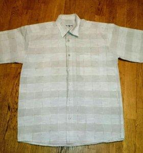Рубашка мужская, ворот 42-43, размер 52-54