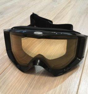 Маска очки сноубординг