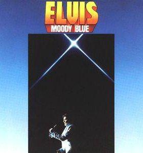 CD Elvis Presley – Moody Blue (USA)