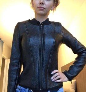 Куртка на шерстяной подкладке