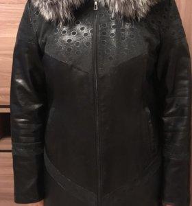 Зимняя куртка 48 р-ра