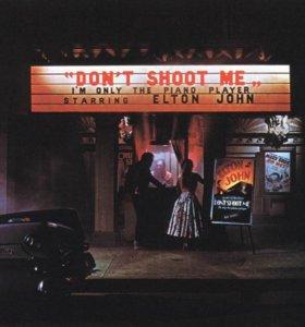 LP Elton John Don't Shoot Me I'm Only The Piano .