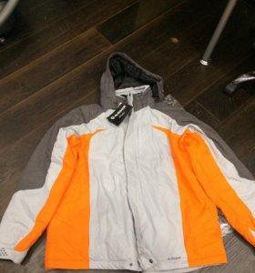 Новая мужская куртка(р.60-62)