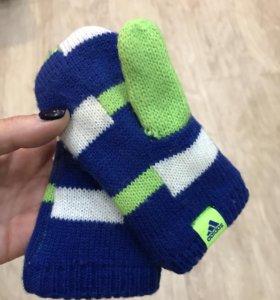 Варежки детские Adidas