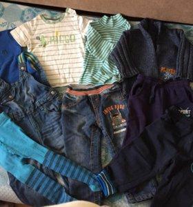 Продаю пакет одежды на мальчика