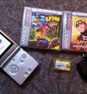 Game Boy Advance SP (iQue)
