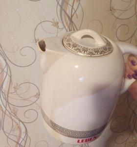 Электрический чайник LEBEN
