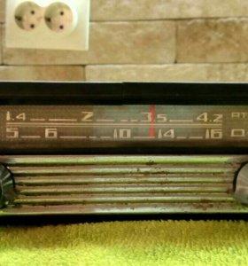 Радиоприёмник с газ 21