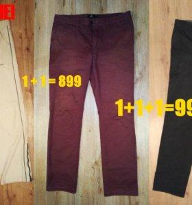 Джинсы со скидкой (брюки, штаны) 50-52 размер