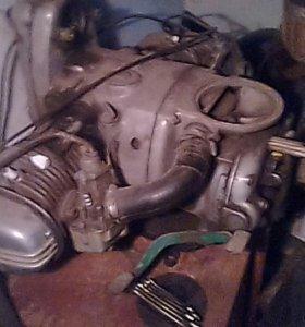 Двигатель на урал