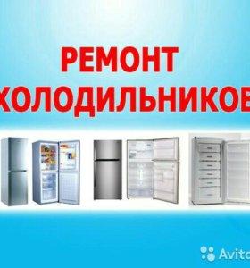 Ремонт холодильника у вас на дому.