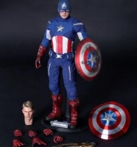 Hot Toys Captain America Avengers